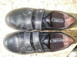 Кожаные туфли ТМ IRBIS   36 р