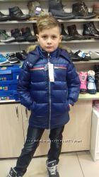Распродажа пуховик куртка зима 90 утиный пух 100-140 см