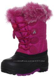 Детские зимние сапоги Kamik Snowgypsy Boots, оригинал