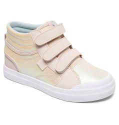 Детские высокие кроссовки, хайтопы DC Shoes, оригинал