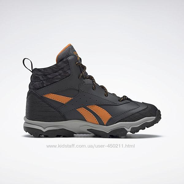 Детские демисезонные ботинки Reebok Rugged Runner Mid Boot, оригинал