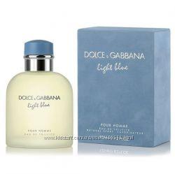 Туалетная вода Dolce & Gabbana Light Blue Pour Homme 115мл, 737052079080