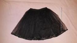 Юбка-пачка на резинке. рост 135-155 см