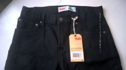 Нові джинси для хлопця Levi Strauss 511 размер 14