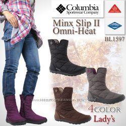 Сапоги женские Columbia Womens Minx Slip II Omni-Heat