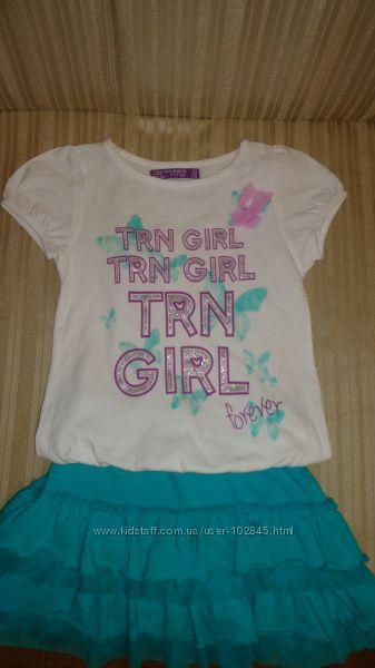 Летняя одежда для девочки.