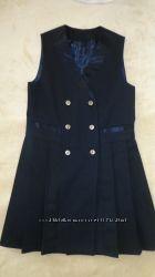 Школьная форма, блузы, сарафаны 6-7-8 -9л