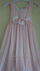 Наши красивые платья H&M и OLIX р 7-8.