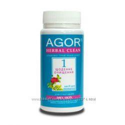 Натуральные средства для умывания лица на основе трав Agor