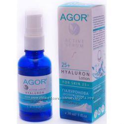 Сыворотка увлажняющая гиалуроновая Hyaluron 25 Agor