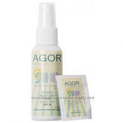 Безопасный солнцезащитный детский крем SANIC SPF30 от Agor