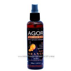 Натуральные тоники гидролаты Agor