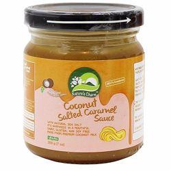 Кокосовая Карамель, Соленая карамель, Ириска Таиланд Natures charm
