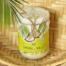 Натуральное кокосовое масло 1го отжима Индия
