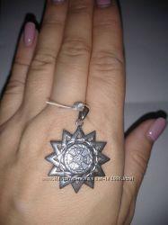 Звезда Эрцгамма. Серебро 925.