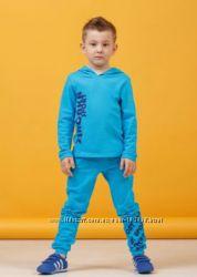 Легкий спортивный костюм 122, 128 см