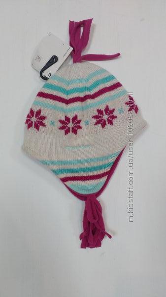 Теплая детская шапка на 1-2 года Quechua