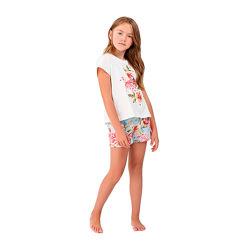 Детская пижама Ellen с шортами рост 110 см