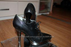 Ботинки и ботильоны демисезон  Glossy Glamour