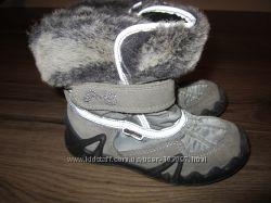 Зимние ботинки еврозима primigi gore-tex примиджи 27 р.