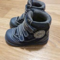 Ботинки ортопедические 17см.