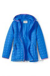 Гарна демісезонна курточка для дівчинки