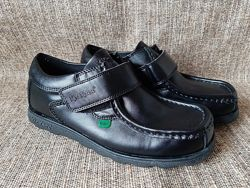 Полуботинки туфли Kickers Кикерс р. 36 стелька 23 см
