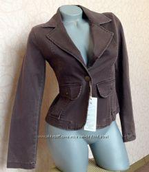 Новый пиджак с вышивкой Fine Rays - р. 44