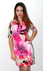 Новое легкое платье - р. 46