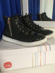 Демисезонные ботиночки Cool Club размер 32