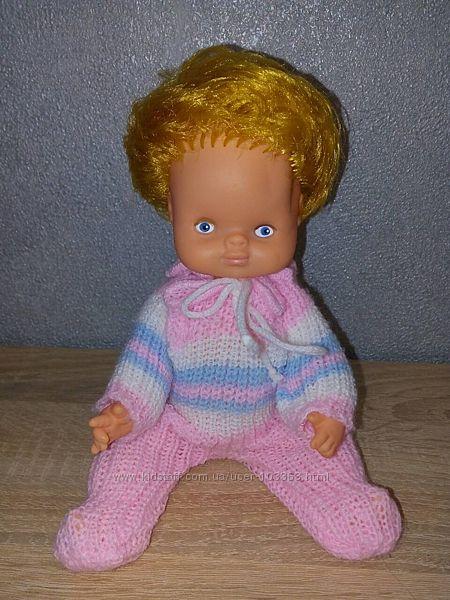Кукла ГДР винтаж 25см.