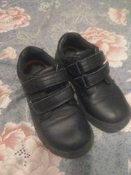 Туфельки на липучках