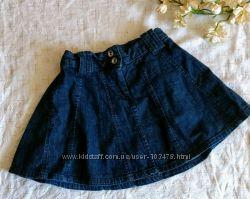 Фирменные юбки от 7 до 12 лет