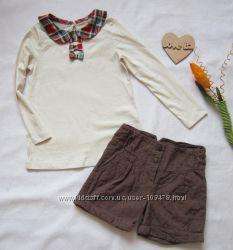 Модные вещи 86-120 см F&F NEXT H&M TU