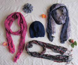 Клевые головные уборы , шарфы и платки ч10