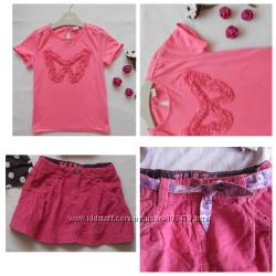 Модные вещи 2-6 л Next TU YD M&S ч2