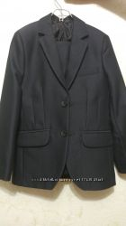 Школьный костюм для худого мальчишки 122-128