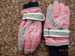 Перчатки лыжные детские