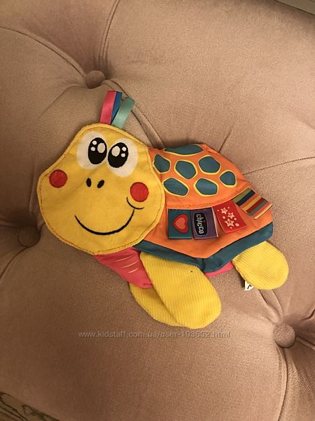 Chicco черепаха Молли