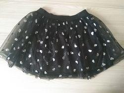 Фатиновая юбка CandA 128-134 р.