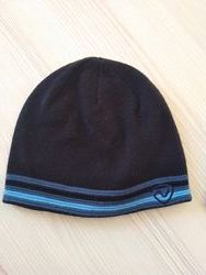Полушерстяная шапка на флисе размер M-L
