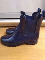 Резиновые ботиночки из Германии Pepperts 36 р.