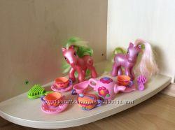 Набор my little pony hasbro чайная церемония. Оригинал.
