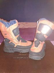 Термо ботинки размер 28, Германия.