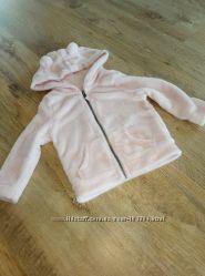 Кофта Carters розового цвета 24м