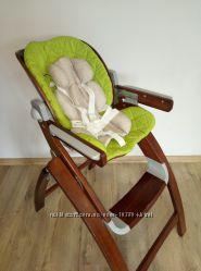 Стульчик для кормления Summer Infant Bentwood Highchair, Green