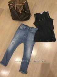 Шиканые джинсы Dolce and Gabbana-оригинал