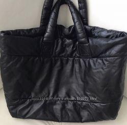 Стильная двухсторонняя  Большая сумка Chanel -оригинал
