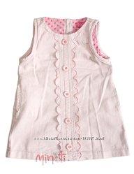 Топы, футболки, платья, комбинезоны для девочек Minoti Англия