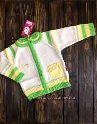 Кофточки, свитерки вязаные Лютик для девочек